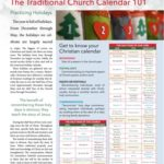 The Classical Difference Church Calendar