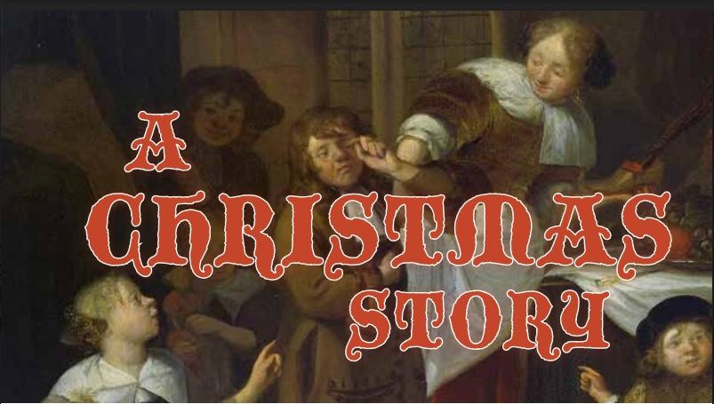 Be Brave, Boniface: A Christmas Story