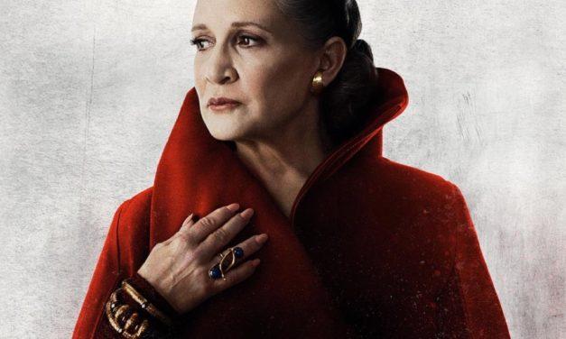 Star Wars: The Last Jedi?
