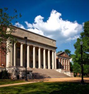 University college building
