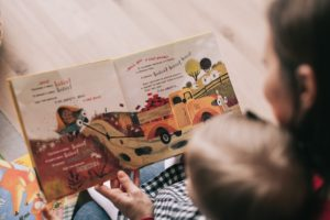 Reading With Kids