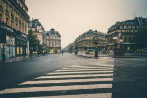 Two Cities Paris France