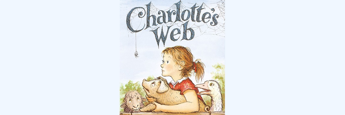 """Today We Finished Reading """"Charlotte's Web"""""""