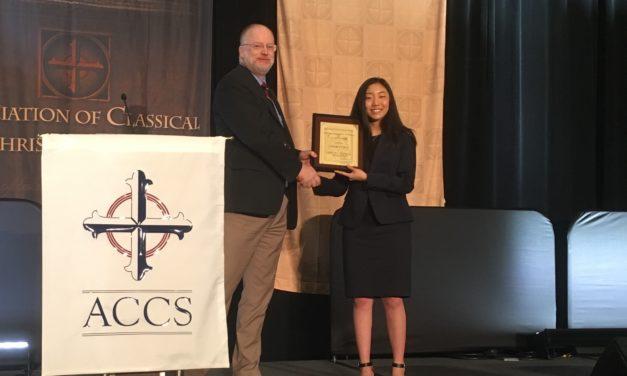 Chrysostom Oratory Winner: Finding True Happiness in Gospel Freedom