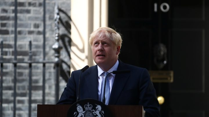 The Classical Education of Boris Johnson