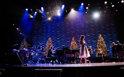 What Happens When We Don't Sing Christmas Carols: The Redwoods of Our Faith
