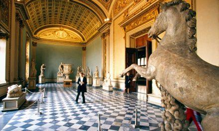 Touring an Art Museum