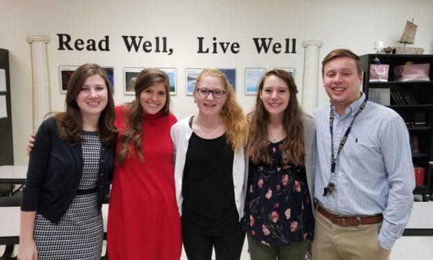 5 Alumni Return to Teach at Their Alma Mater