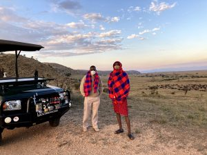Guide and Driver - Laikipia Wildlife Conservancy