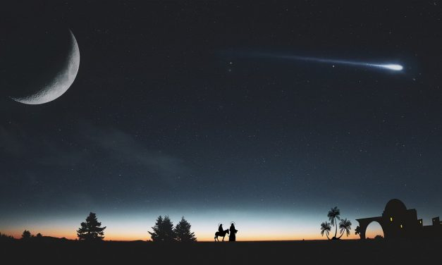 Christmas Star: Watch Jupiter and Saturn Align Tonight